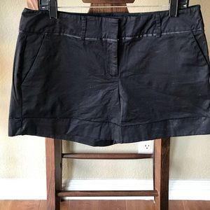 New York & Company Cotton Stretch Shorts